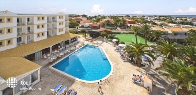 Hi Los Delfines Hotel 7