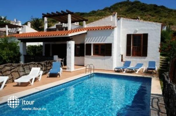 Villas Playas De Fornells 1