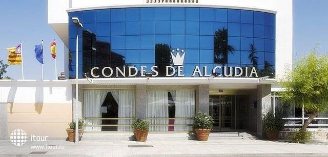 Condes De Alcudia 1