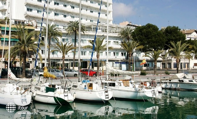 Costa Azul Hotel Palma 1