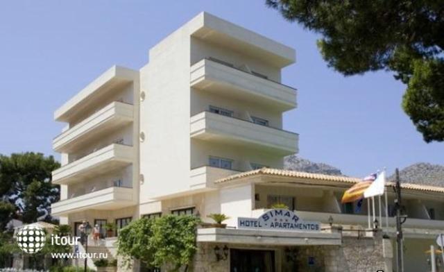 Simar Hotel Cala San Vicente 1