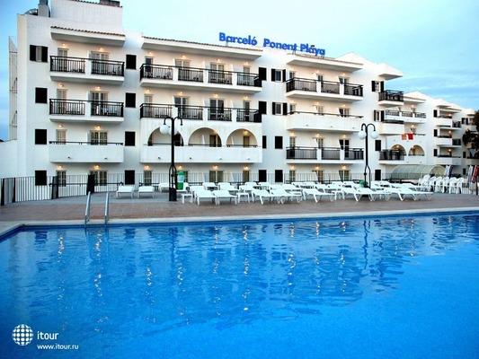 Ponent Playa H.barcelo 2