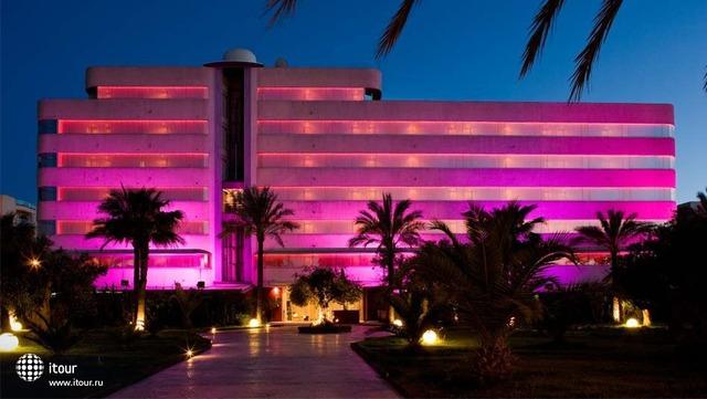 El Hotel Pacha 1