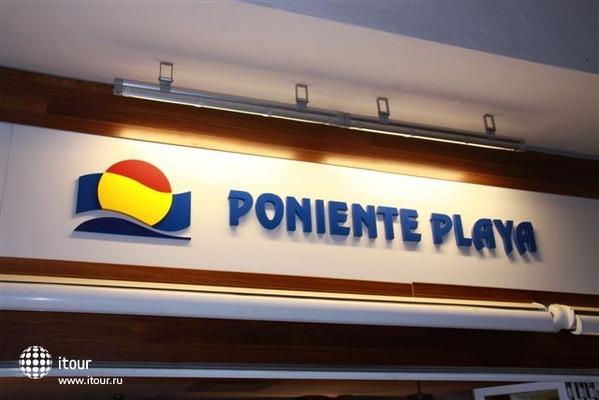 Poniente Playa 4