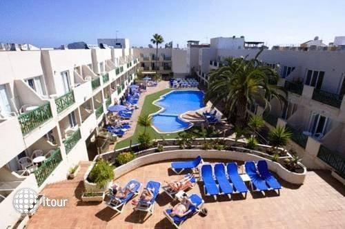 Apartamentos Dunas Club 1