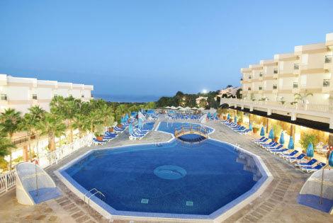 Hotel & Villas Dunas Paradise 5