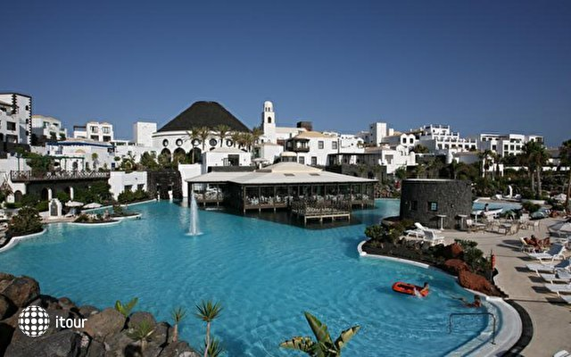The Hotel Volcan Lanzarote 1