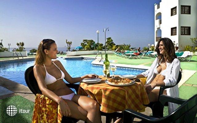 Hotel Blue Sea Callao Garden 10