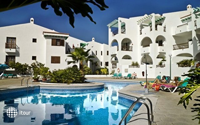 Hotel Blue Sea Callao Garden 1