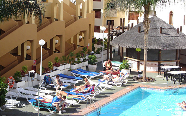 Playa Olid Apartments 3