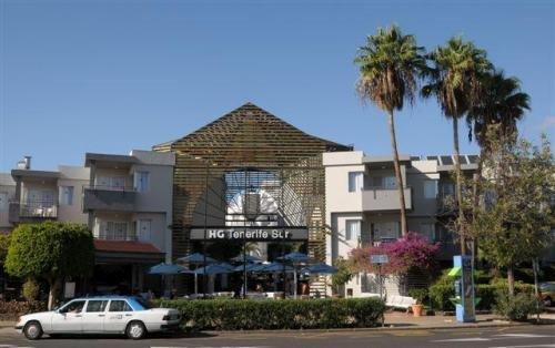 Apartamentos Hg Tenerife Sur 1