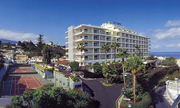Gran Hotel El Tope 1