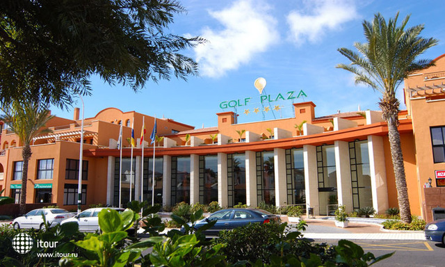 Golf Plaza Spa Resort 9