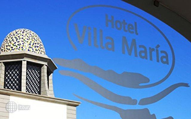 Hotel Suite Villa Maria 4