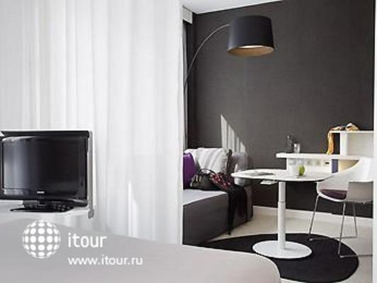 Suite Novotel Malaga Centro Hotel 1