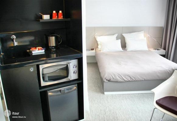 Suite Novotel Malaga Centro Hotel 3