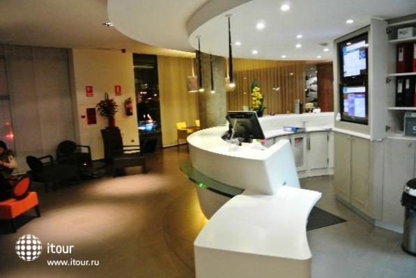 Suite Novotel Malaga Centro Hotel 5
