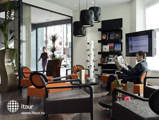 Suite Novotel Malaga Centro Hotel 6