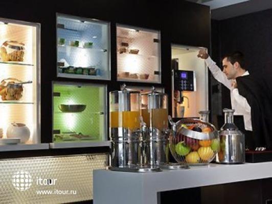 Suite Novotel Malaga Centro Hotel 7