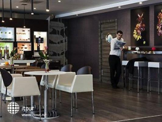 Suite Novotel Malaga Centro Hotel 8