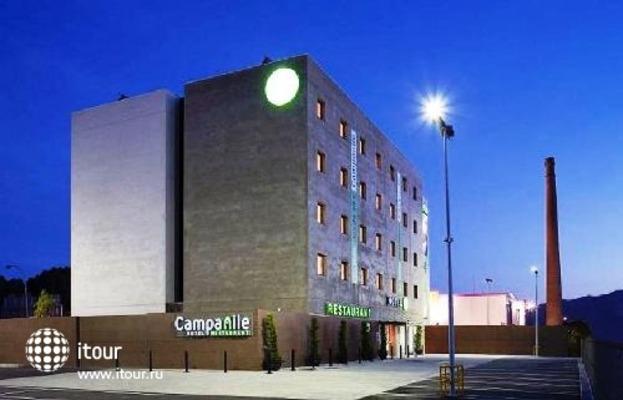 Campanile Malaga Airport 1
