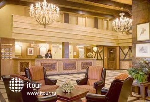 Hotel Melia Sierra Nevada 6