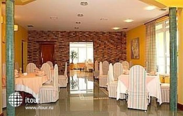 Best Western Las Sirenas Hotel 7