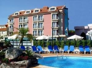 Canelas Hotel Portonovo 4