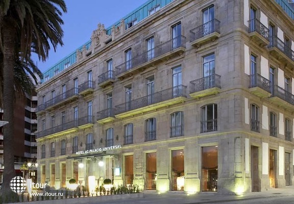 Ac Hotel Palacio Universal 1