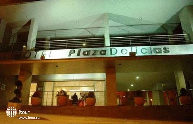 Eurostars Plaza Delicias 10