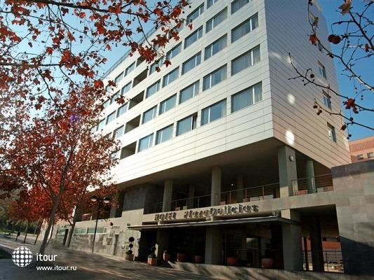 Eurostars Plaza Delicias 1