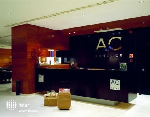 Ac Hotel Palencia 1