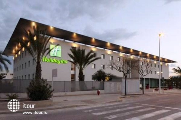 Holiday Inn Elche 1