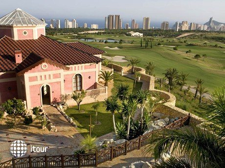 The Westin Real De Faula Golf Resort & Spa 1
