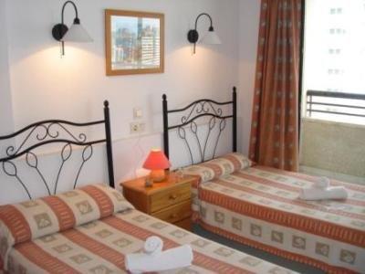 Apartamentos Luxmar  2