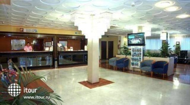 Отель регенте коста бланка бенидорм
