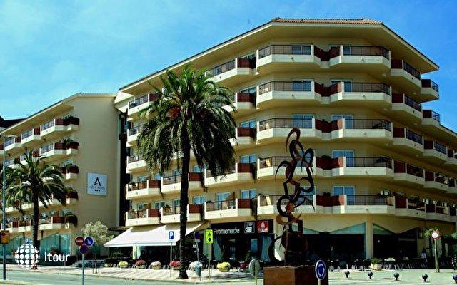 Aqua Hotel Promenade 4