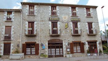 Fonda Siques Hotel Besalu 1