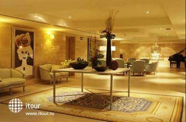 Gran Hotel Balneario Blancafort 10