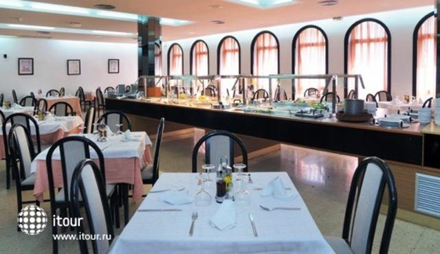 Medplaya Hotel Monterrey 1