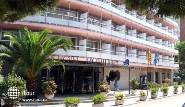 Medplaya Hotel Monterrey 3