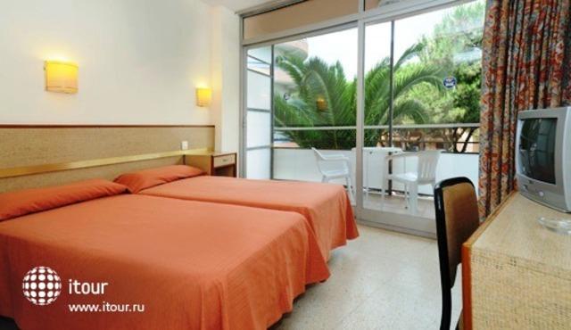 Medplaya Hotel Monterrey 4