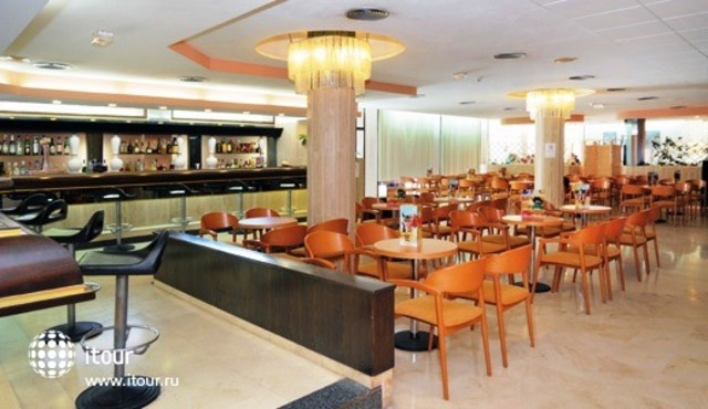 Medplaya Hotel Monterrey 8