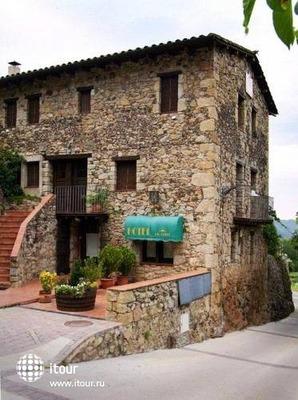 Cal Sastre Hotel Santa Pau 9