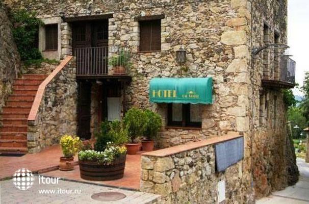 Cal Sastre Hotel Santa Pau 2