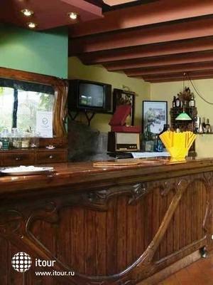 Cal Sastre Hotel Santa Pau 10