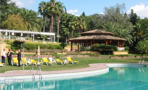 Guitart Gran Hotel Monterrey 5