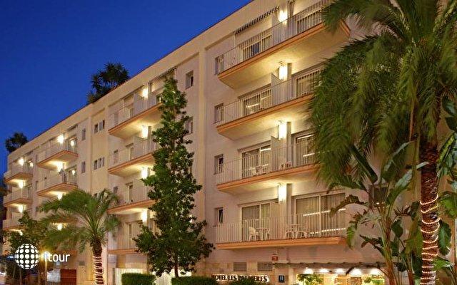 Les Palmeres (ex. Best Western Hotel Les Palmeres) 1
