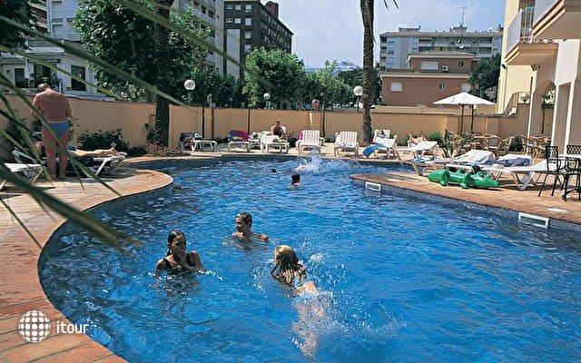 Les Palmeres (ex. Best Western Hotel Les Palmeres) 3