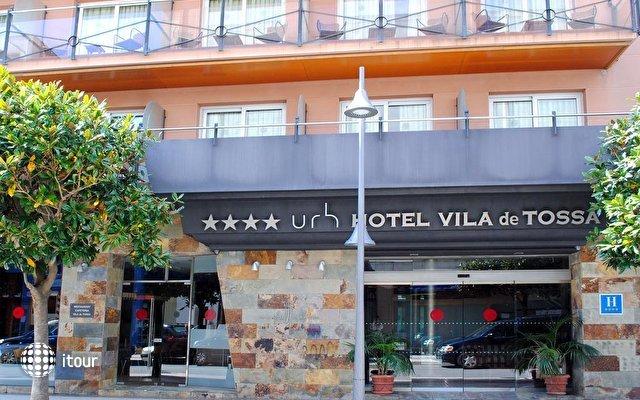 Hotel Urh Vila De Tossa 4* Ex. Vila De Tossa Hotel 4* 1